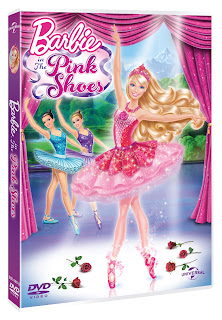 Barbie and the Pink Shoes DVD Review