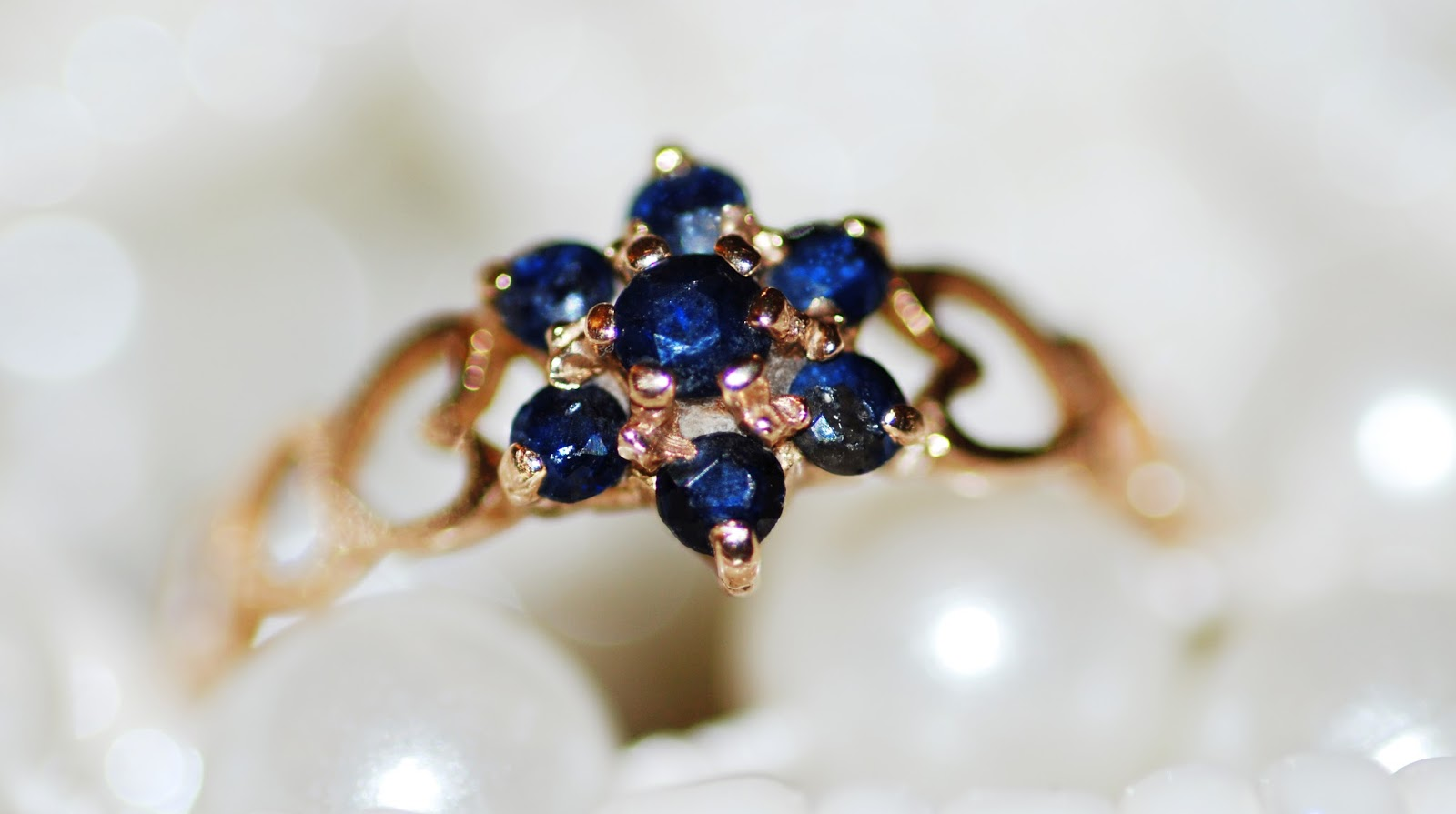 Generic image of a Sapphire ring