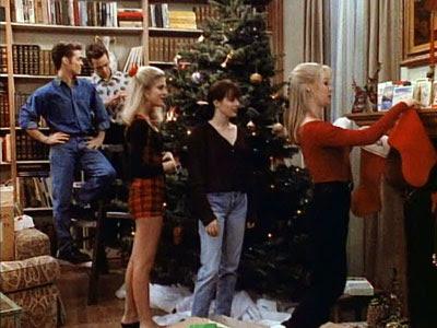 meilleurs épisodes de Noël dans les séries TV