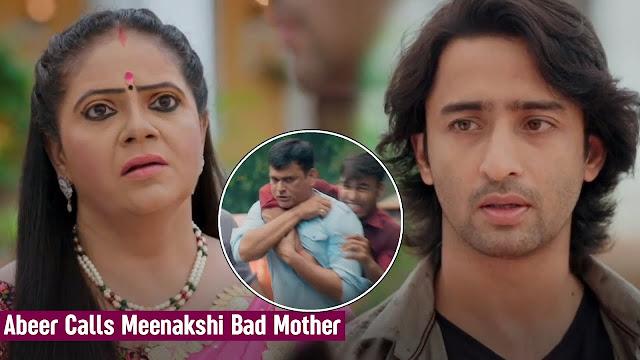 Future Story : Meenakshi sends Mehul's home address to Abeer in Yeh Rishtey Hai Pyaar Ke