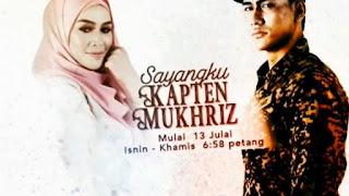 Sayangku Kapten Mukhriz