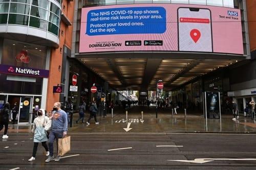 UK Coronavirus Tracker App Failed