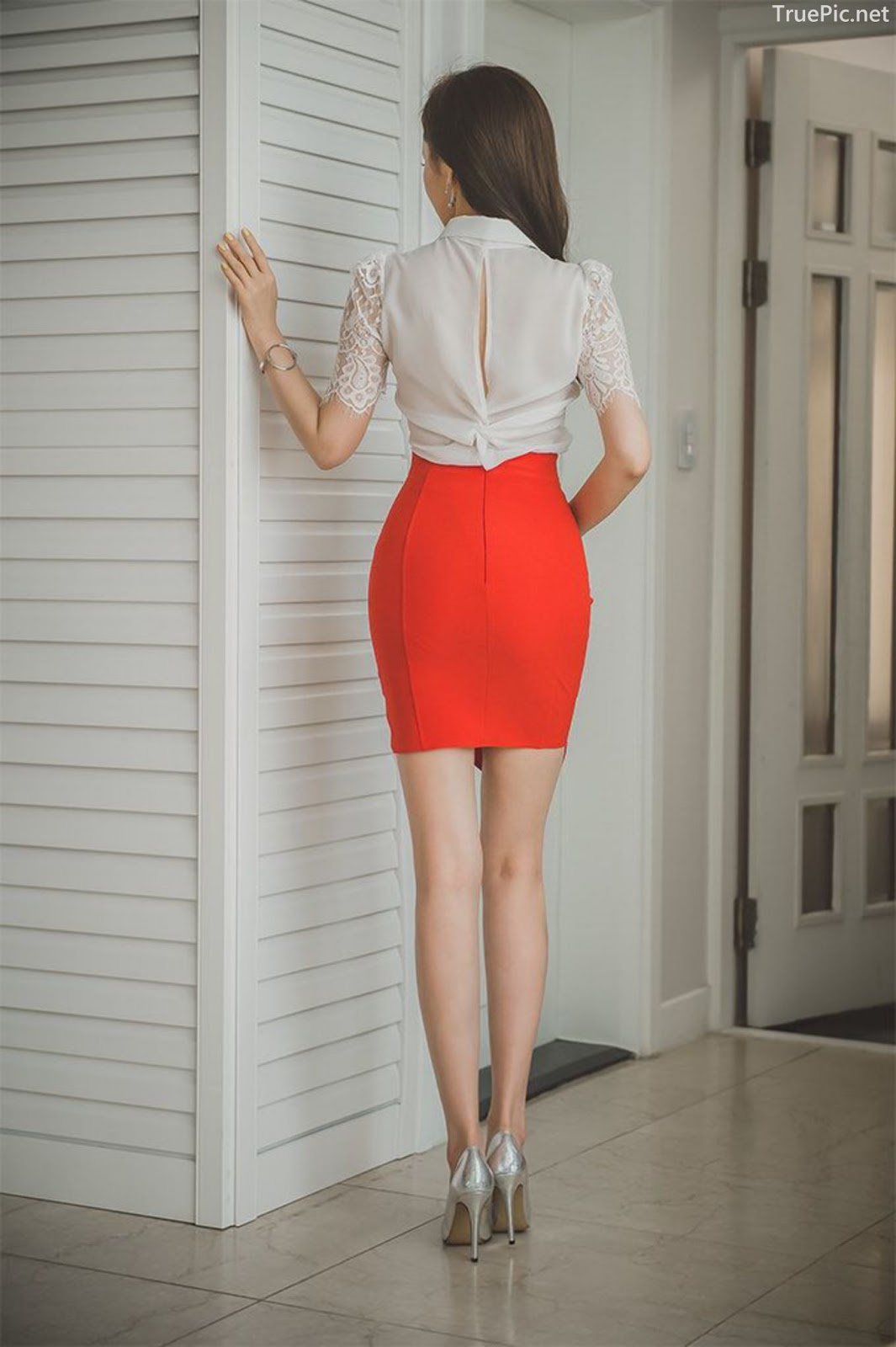 Lee Yeon Jeong - Indoor Photoshoot Collection - Korean fashion model - Part 5 - Picture 6
