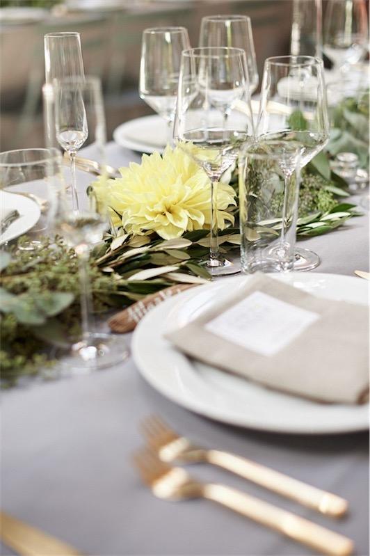 camino de mesa floral chicanddeco