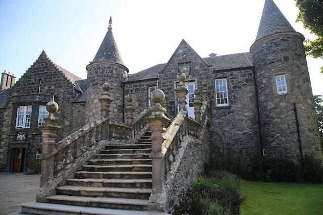 Ol Meldrum House, Aberdeenshire pic:Kerstin Rodgers/msmarmitelover.com