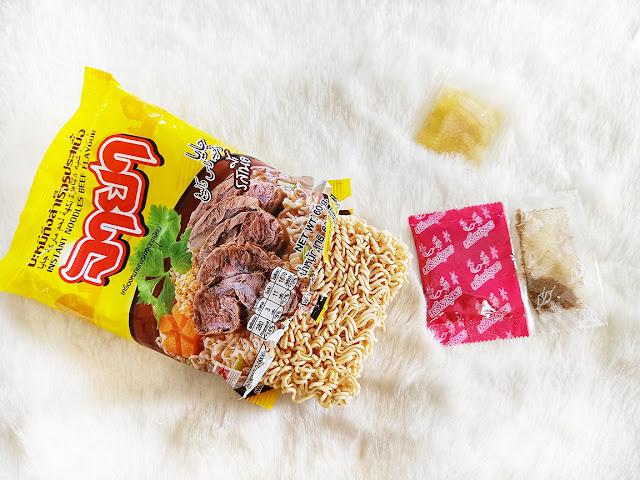 JAYA Instant Beef Flavour Noodles review, Noodle blog, noodles review, top food blog pakistan, top food blog, maliha rao, food bloggers, best food blog, beef instant ramen