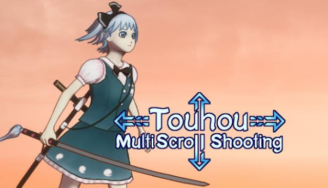 Touhou-Multi-Scroll-Shooting-Free-Download