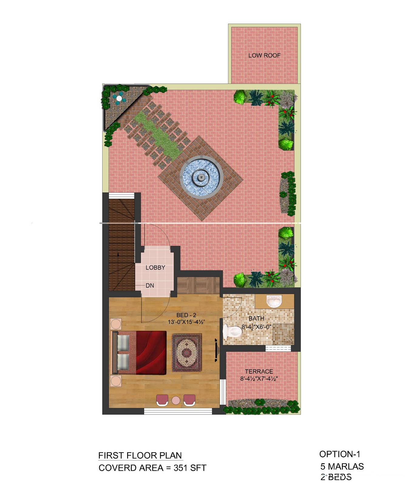 Best Design Of 5 Marla House   Modern Design