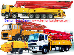 Pompa Beton All Size