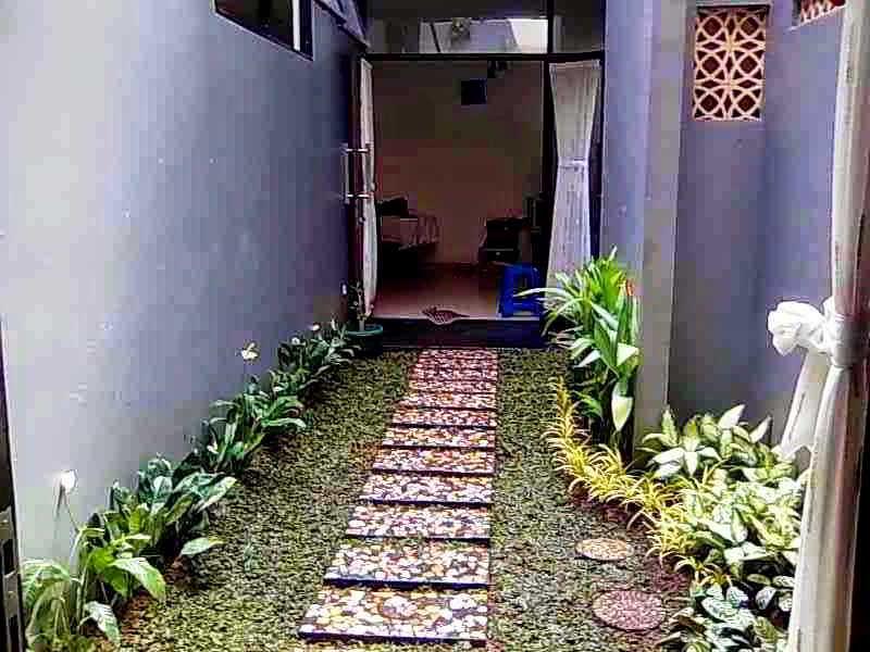 Desain Taman Kering Minimalis Dalam Rumah