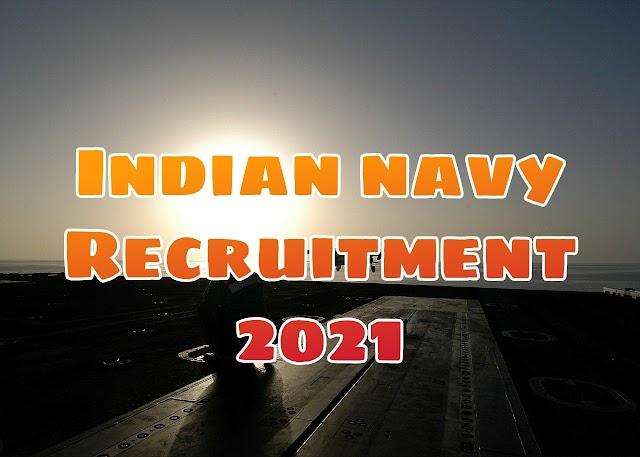 The Indian Navy recruited 350 sailors 2021 | Indian Navy Recruitment 2021