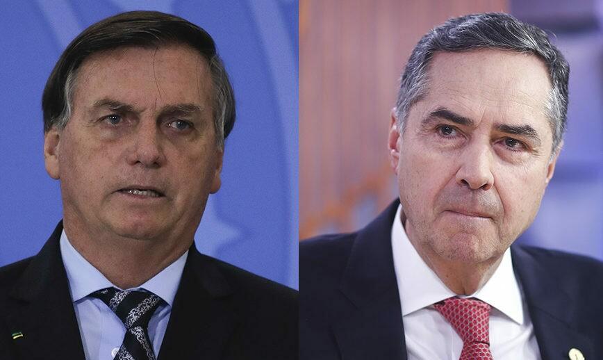 Bolsonaro   Barroso