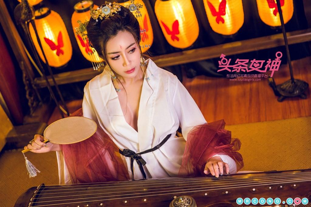 Image TouTiao-2017-11-22-Xuan-Chen-MrCong.com-004 in post TouTiao 2017-11-22: Người mẫu Xuan Chen (萱宸) (15 ảnh)