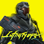 Infinity Ops: Online FPS Cyberpunk Shooter (God Mode - Infinite Ammo) MOD APK