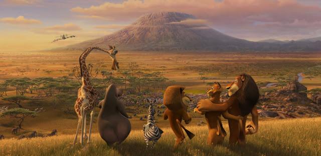 Μαδαγασκάρη 2: Απόδραση στην Αφρική (2008)