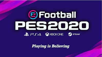 eFootball PES 2020 Game Terbaru 2020