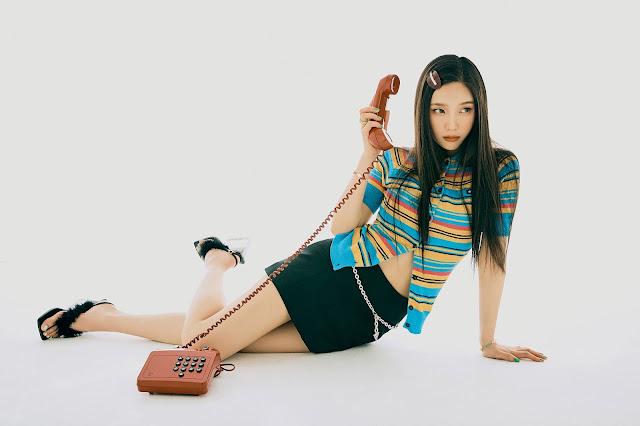 Joy, integrante de Red Velvet, hace su debut solitario con 'Hello' en 2021
