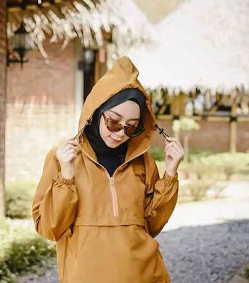model kerudung hoodie 2