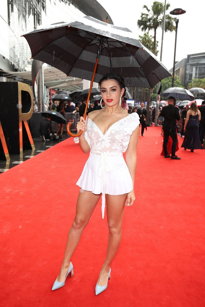 Charli XCX at 30th Annual ARIA Awards 2016 in Sydney