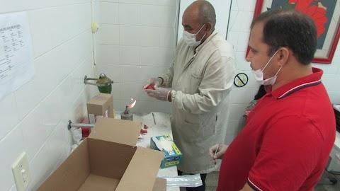 Pacientes passam por mais uma etapa do Programa Brasil Sorridente; conquista da gestão Elijane beneficia pacientes com próteses dentárias