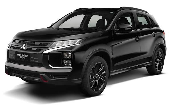 Mitsubishi Outlander Sport Black Edition: preço parte de R$ 162.990