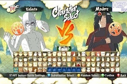 Free download File Save Game Naruto Ultimate Ninja Storm 3 Unclocked All Caharacters