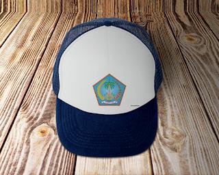 desain topi lambang logo provinsi sulawesi utara - kanalmu