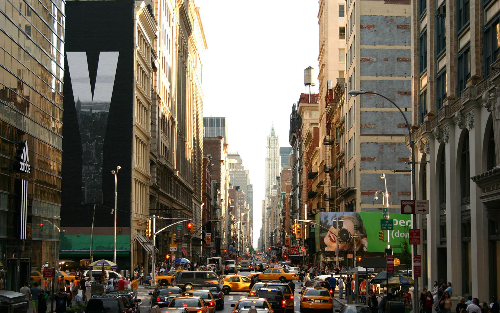 wallpapers: New York City Wallpapers