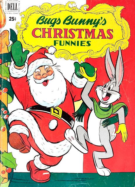 Bugs Bunny's Christmas Funnies 1