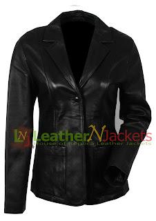 Model Jaket Kulit Jas atau Semi Jas Terbaru 2020