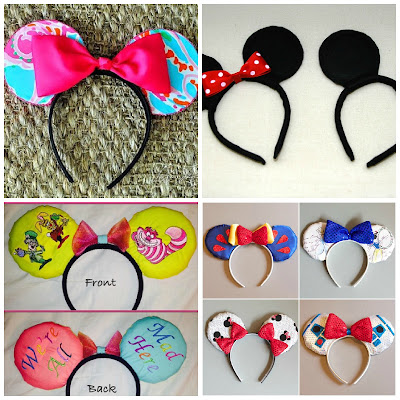 image diy tutorial minnie mouse ears mickey mouse ears disney headband for kids