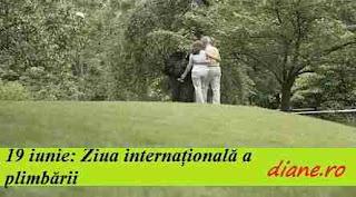 19 iunie: Ziua internațională a plimbării