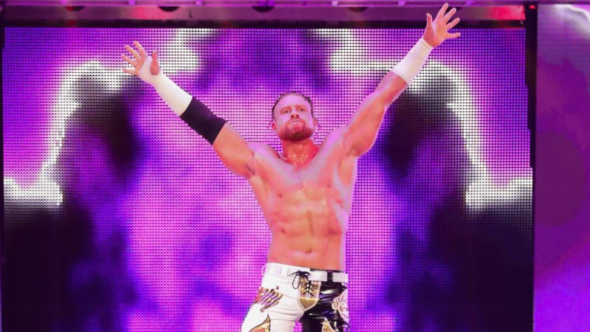WWE ligou desesperada para Murphy para confirmar sua cláusula de não competição