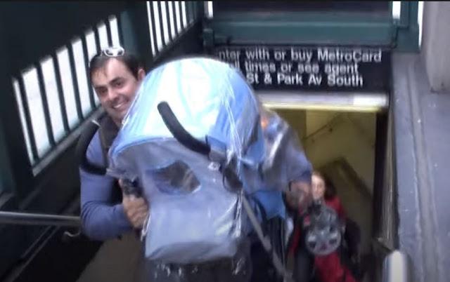 como usar o metrô em Nova York