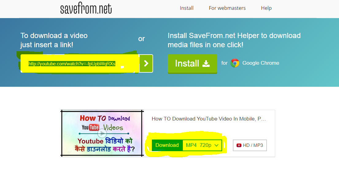 Egnet4u learn in hindi 6 after click your video will be download ccuart Choice Image