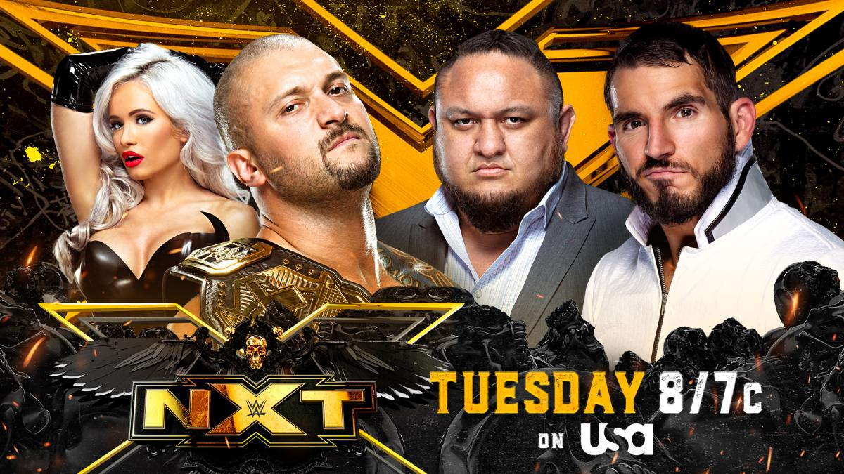 Cobertura: WWE NXT Wrestling (13/07/2021) – O maior da brand!