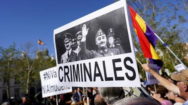 Tribunal Supremo español avala exhumación de restos de Franco