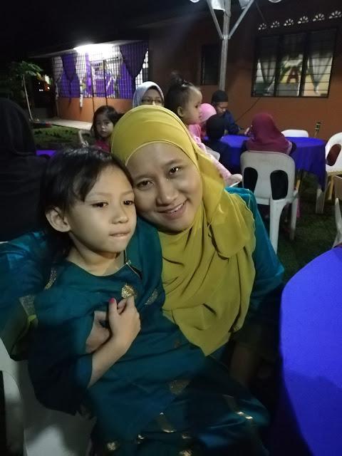 JAMUAN HARI RAYA KEMAS 2018 SEKOLAH DHIA