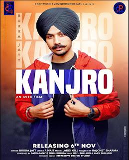 Kanjro Bukka Jatt Ft. R Nait listen online full song by DjPunjab