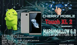CM Touch XL2 Root and TWRP