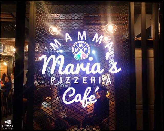 Mama Maria's Pizzeria Cafe