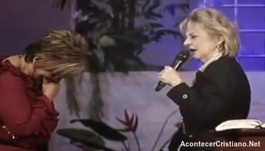 Profeta Cathy Lechner y Wanda Rolón le que Dios le dará un avión