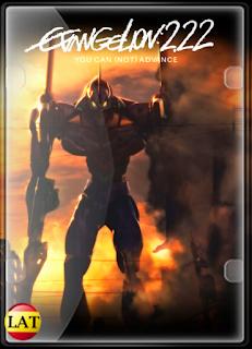 Evangelion: 2.22 – (No) Puedes Avanzar (2009) FULL HD 1080P LATINO/INGLES