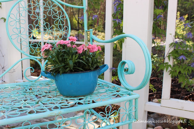 vintage garden puutarha