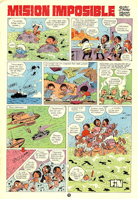 Mision Imposible (Strong nº 90, 9-7-1971)