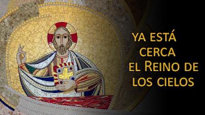 Evangelio según san Mateo (4, 12-17. 23-25): Ya está cerca el Reino de los cielos