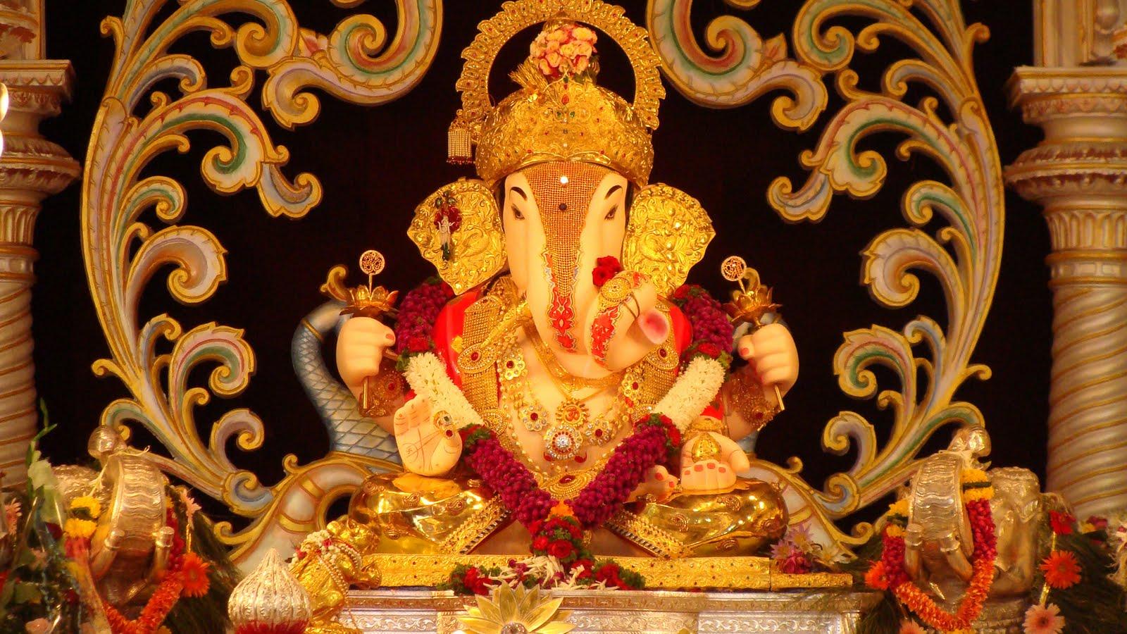 ganpati bappa morya story of lord ganesha my thought waves