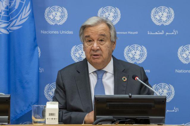 La ONU y su Secr. Gral han contactado con la RASD para exigir la calma de tensiones tras el ataque marroquí a El Guerguerat.
