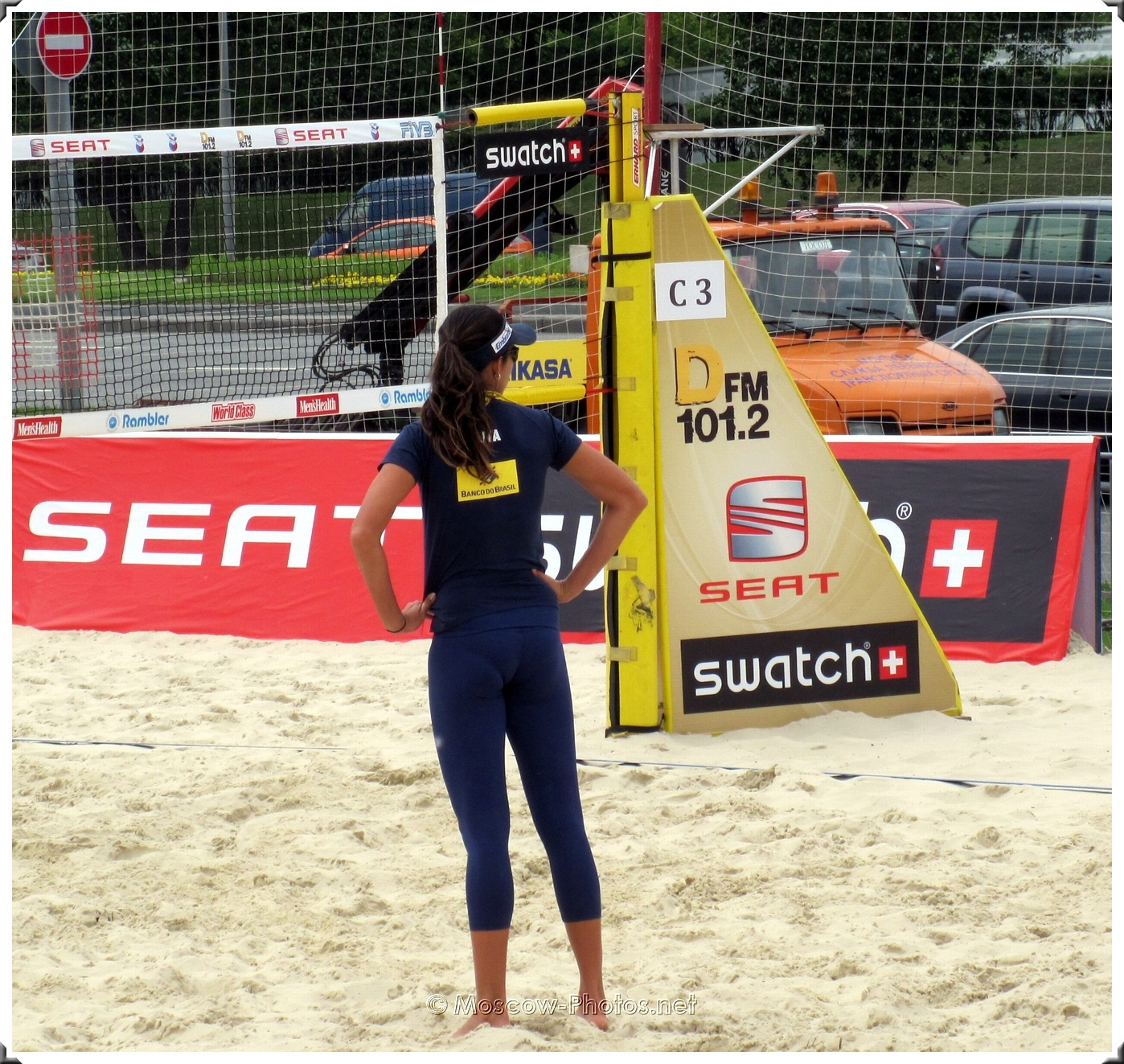 Moscow Beach Volleyball Tour 2010