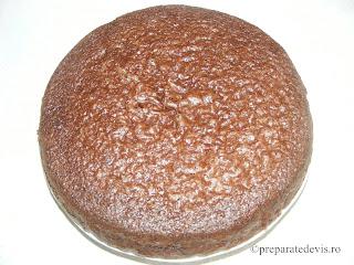 Blat de tort de cacao reteta,